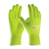PIP 34-874FY MaxiFlex Ultimate Hi-Vis Coated Gloves