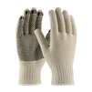 PIP 36-110PD Seamless Knit Cotton/Polyester PVC Dot Gloves
