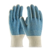 PIP 36-110VV Double V Seamless Knit Double-Sided PVC Gloves
