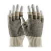 PIP 37-C119PD Double-Sided PVC Dot Grip Half-Finger Gloves