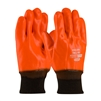 PIP 58-7303 ProCoat Hi-Vis Insulated PVC Dipped Gloves