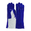 PIP 73-7250 Side Split Cowhide Leather Welder's Glove