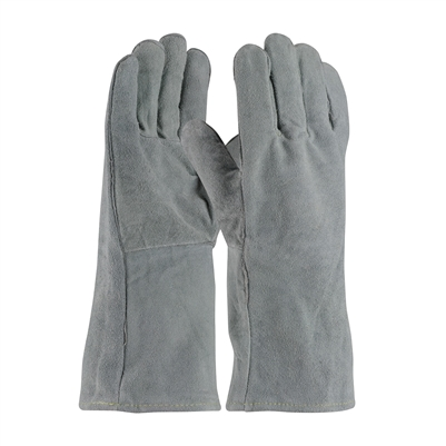 PIP 73-888A Split Cowhide Leather Welder's Glove