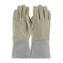 PIP 75-320 Top Grain Pigskin Leather Welder's Gloves