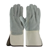PIP 80-8846 Split Cowhide Leather Palm and Kevlar Gloves