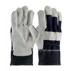 PIP 85-DB7563 Economy Grade Cowhide Leather Palm Gloves