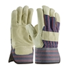 PIP 87-3501 Economy Grade Pigskin Leather Palm Gloves