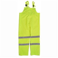 Petra Roc ANSI/ISEA 107-2010 Class E Waterproof Rain Bib Pants