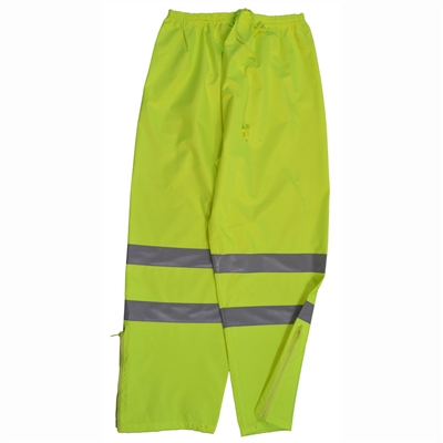 Petra Roc LPP-CE or LBPP-CE ANSI/ISEA 107-2010 Class E Waterproof Rain Draw Strings Pants