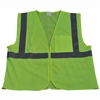Petra Roc ANSI/ISEA 107-2010 CLASS 2 Safety Vest Zipper Closure