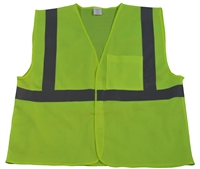 Petra Roc ANSI 107 Class 2 Economy Safety Vests