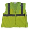 ANSI/ISEA 5-Pocket Deluxe Surveyor's Safety Vest