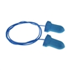 Radians Detour Metal detectable Foam Earplugs, Corded