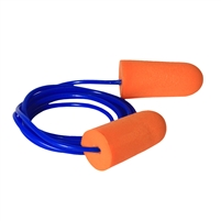Radians FP71 Resistor Disposable Foam Corded Earplugs