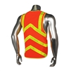 Radians HV-6ANSI-CHV-HG Surveyor Two-Tone Trim Safety Vest