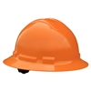 Radians QHR6 Quartz Full Brim Hard Hats, Orange