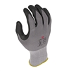 Radians RWG11 Foam Microdot Dipped Nitrile Gloves