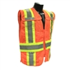 Radians SV24-2ZOM Class 2 Breakaway Expandable Two-Tone Vest