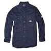 Rasco FR Lightweight Twill Work Shirts with Snaps