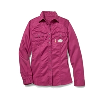 Rasco FR4903PL Flame Retardant Women's Work Shirts