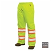 Richlu S374 300D Safety Rain Pant