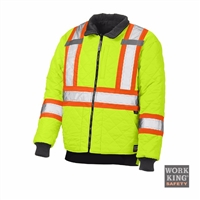 Richlu S241 Duck/Safety Reversible Jacket