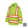 Richlu S372 300D Safety Rain Jacket