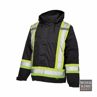 Richlu S426 Lined 5-in-1 Safety Jacket