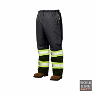 Richlu S614 Lined Pull-On Safety Pants