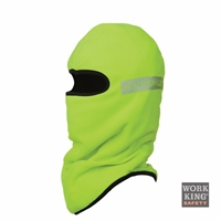 Richlu SA1691 Windproof Hi-Vis Reversible Balaclava