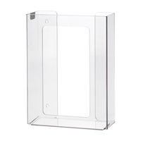 Rack'Em 5105 3-Box Top Loading Plastic Box Glove Dispenser