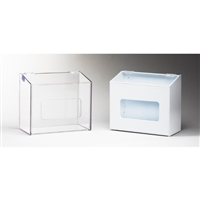 Rack'Em Clear Compartment Protector Dispenser