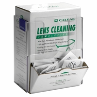Rack'Em 5157 Lens Cleaning Towelette Dispenser