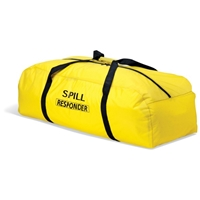 SpillTech Empty Yellow Duffle Bag