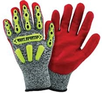 West Chester 713SNTPRG R2 FLX Cut Protection Gloves