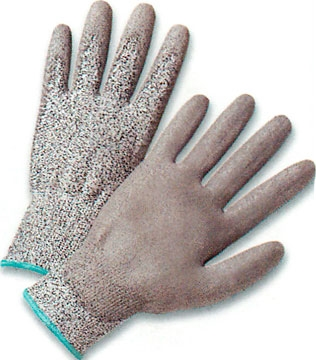 West Chester 720DGU PU Palm Coated Speckle Gloves