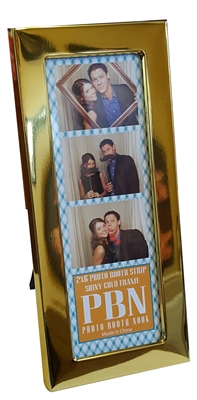 Gold Designer Photo Booth Frame