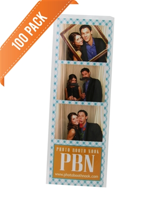 Photo Booth Protector Bookmark Sleeve