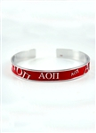 Alpha Omicron Pi Bangle