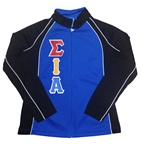 Sigma Iota Alpha Sorority Olympian Jacket