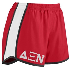 Delta Xi Nu Ladies Pulse Shorts