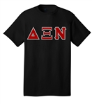 Delta Xi Nu Greek Letter Shirt