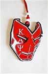Kappa Alpha Psi Mask Tiki