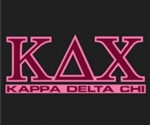 Kappa Delta Chi Standard Decal (2 Color)