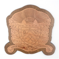 Omega Delta Phi Wood Plaque