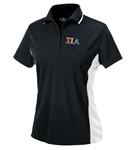 Sigma Iota Alpha Wicking Polo