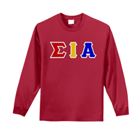 Sigma Iota Alpha Long Sleeve Shirt
