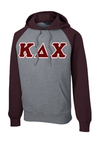 Omega Delta Phi Colorblock Hoodie