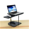 Height adjustable laptop riser - Laptop Monitor Riser