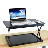 DeskRiser 28X Standing Desk | Adjustable height sit to stand up desks